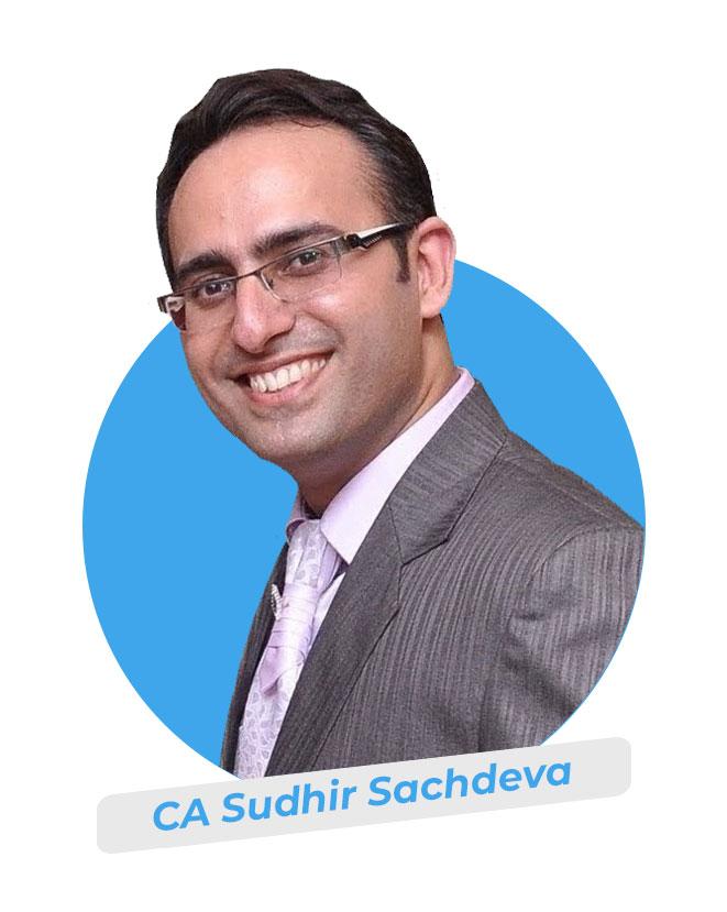 CA Sudhir Sachdeva
