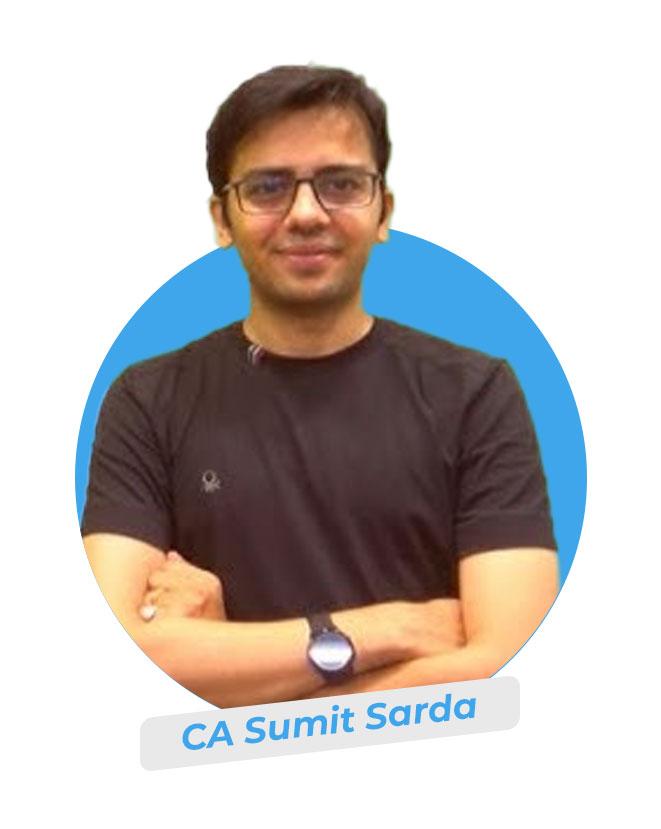 CA Sumit Sarda