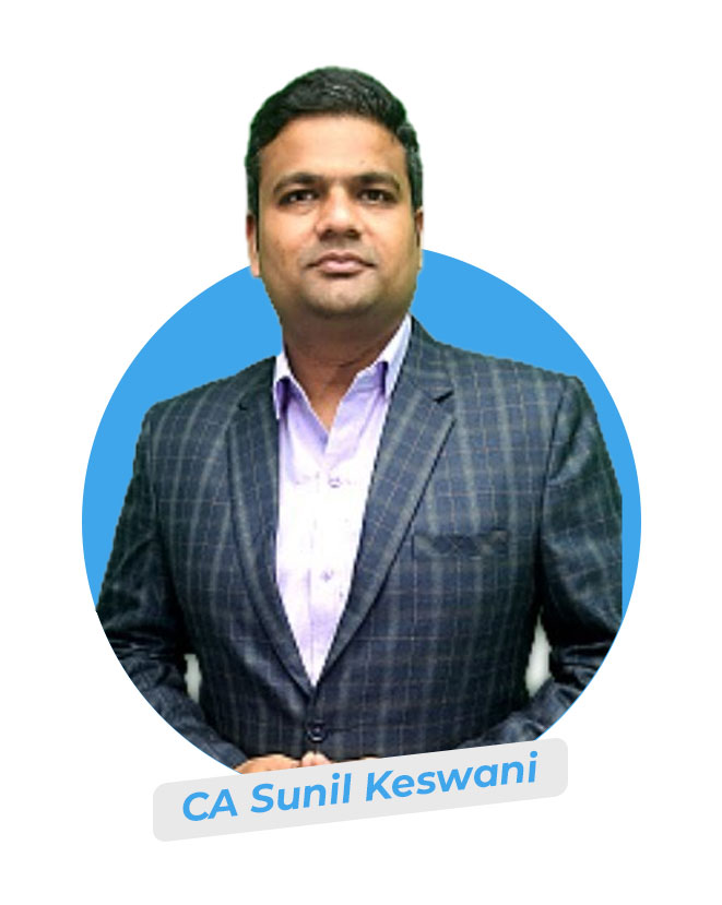 CA Sunil Keswani