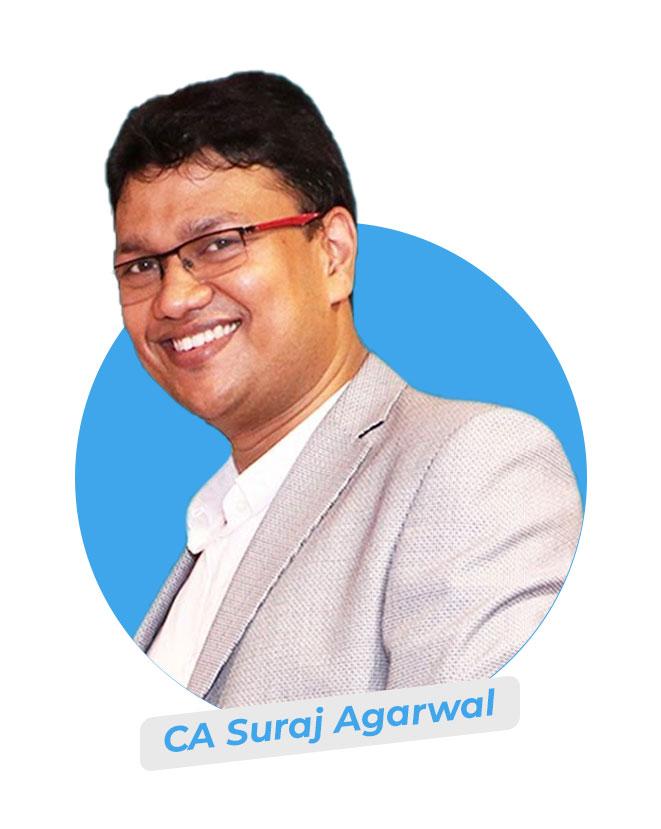 CA Suraj Agarwal