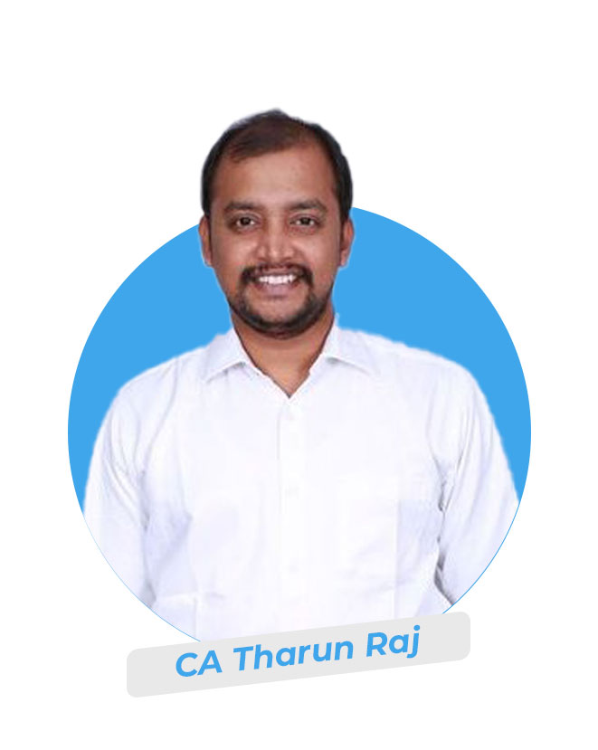 CA Tharun Raj