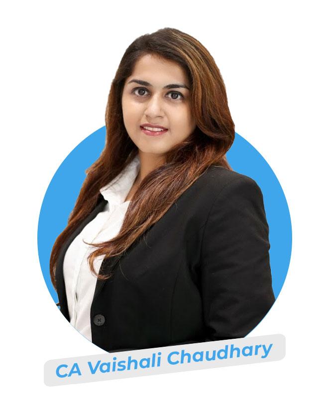 CA Vaishali Choudhary