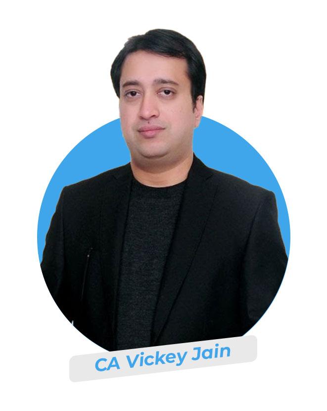 CA Vickey Jain