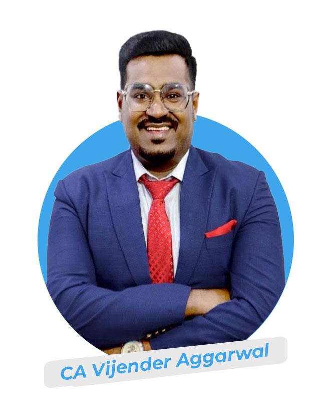 CA Vijender Aggarwal
