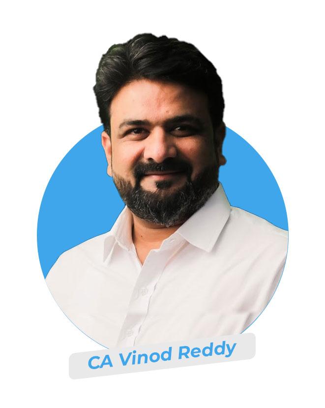 CA Vinod Reddy