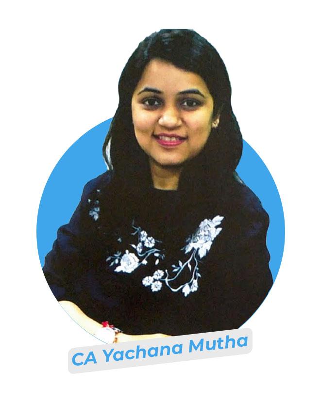 CA Yachana Mutha