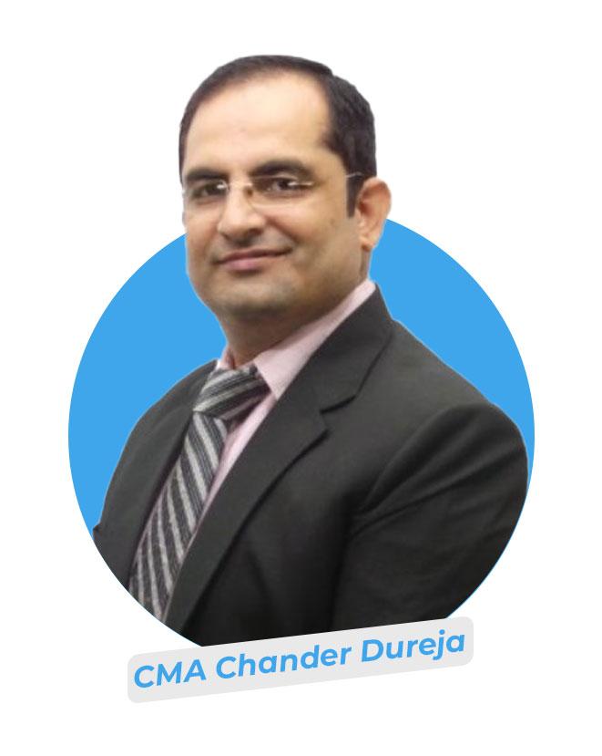 CMA Chander Dureja