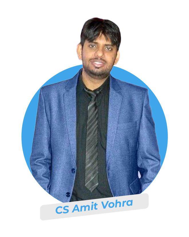 CS Amit Vohra