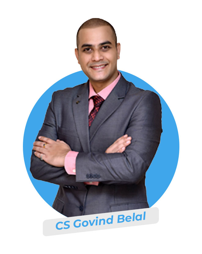 CS Govind Belal