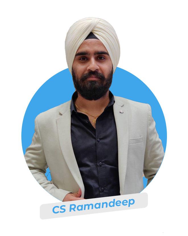 CS Ramandeep Singh