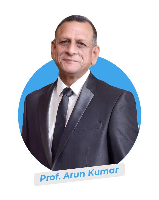 Prof Arun Kumar