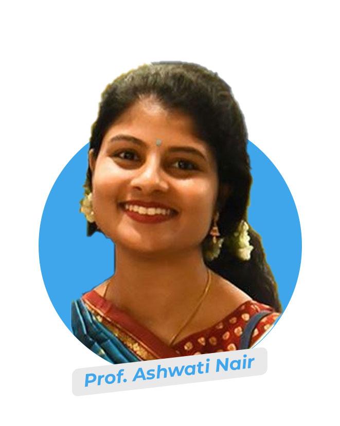 Prof Ashwati Nair