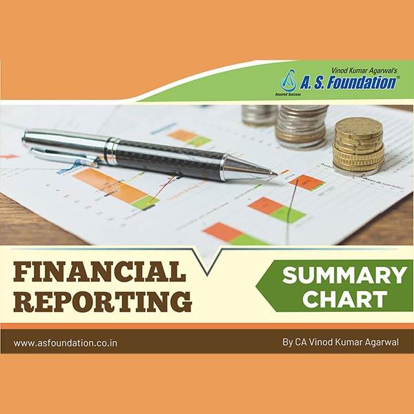 CA Final FR Summary Chart By CA Vinod K Agarwal