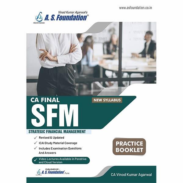 A Final SFM Practice Booklet By CA Vinod K Agarwal