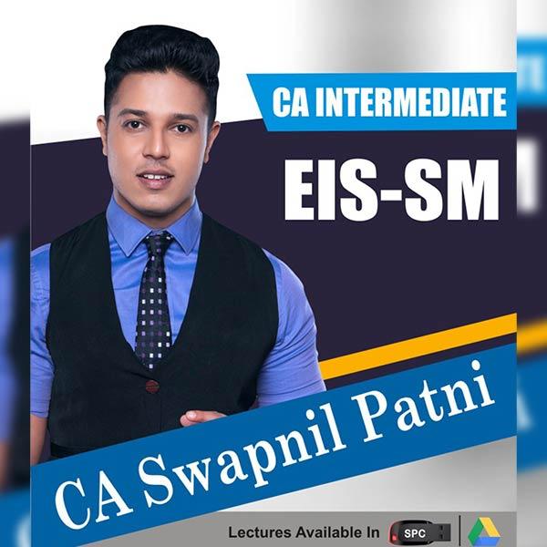 CA Intermediate Group II Enterprise Information System Rocks By CA Swapnil Patni