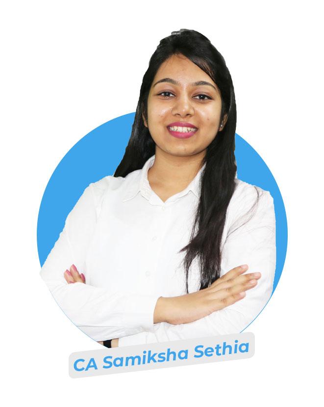 Samiksha Sethia