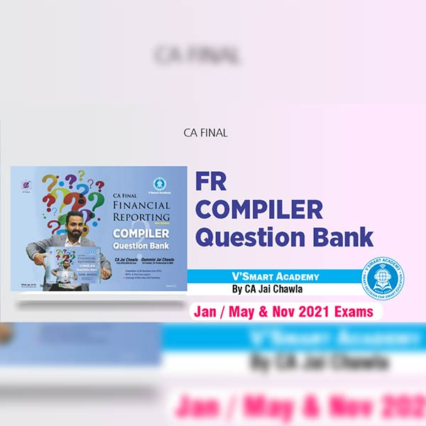 CA Final FR Compiler Question Bank By CA Jai Chawla