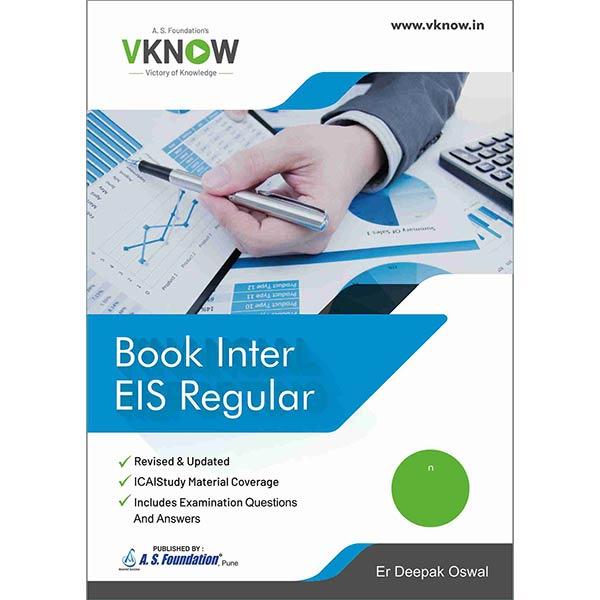CA Inter EIS Book By Er Deepak Oswal