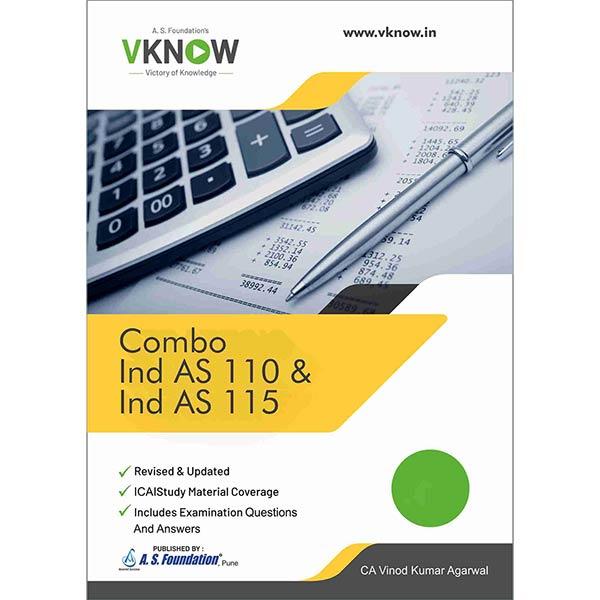 CA Final Ind AS 110 & 115 Combo By CA Vinod K Agarwal