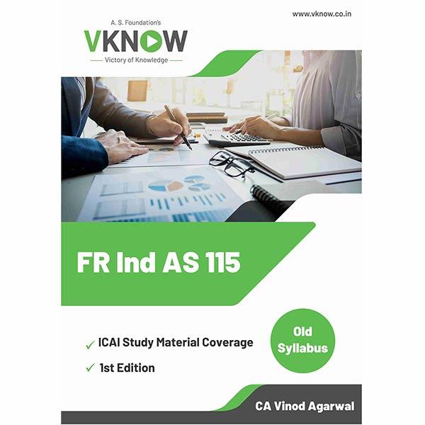 CA Final Ind AS 115 By CA Vinod K Agarwal