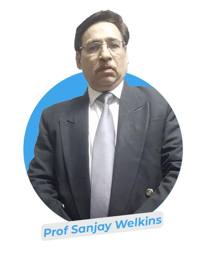 Sanjay Welkins