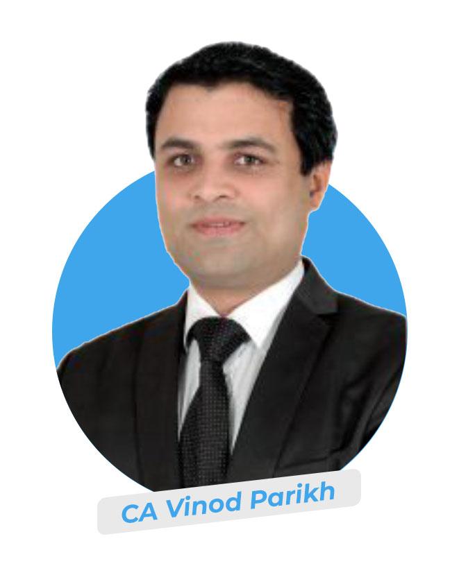 CA Vinod Parikh