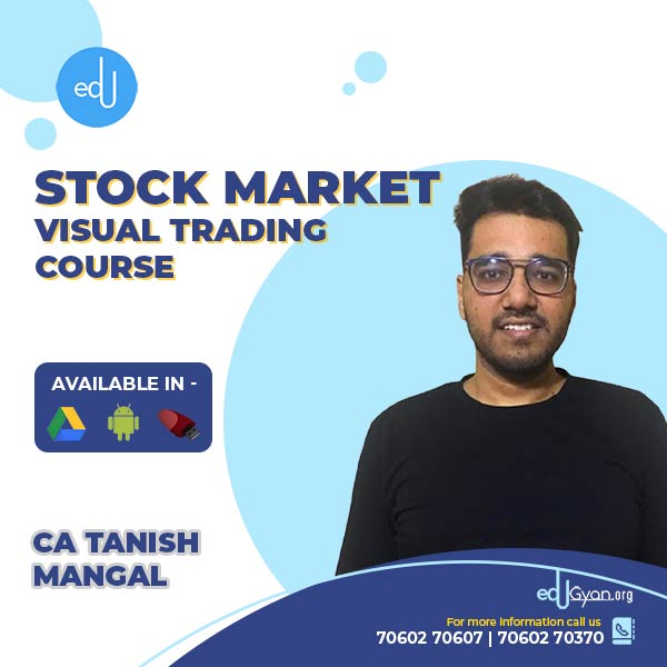 Visual Trading Course - Basic Technical Analysis By CA Tanish Mangal