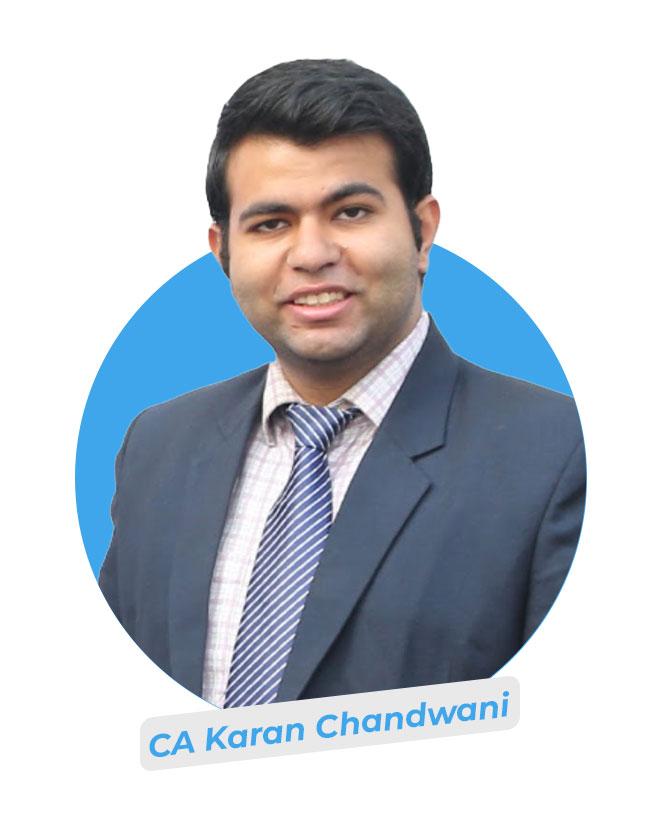 CA Karan Chandwani