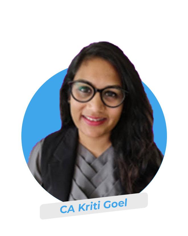CA Kriti Goel