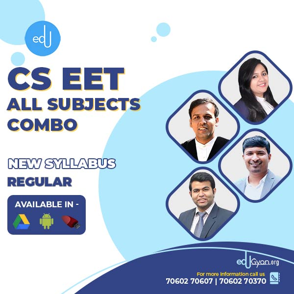 CSEET All Subjects Combo By Inspire Academy (Live Batch)