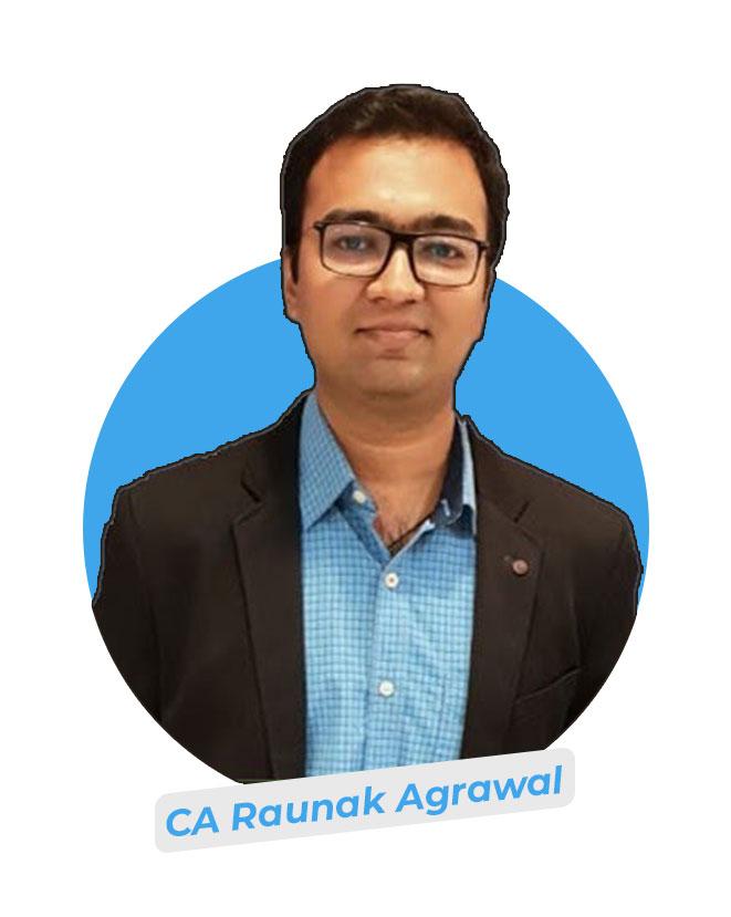 CA Raunak Agrawal