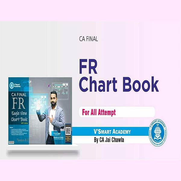 CA Final FR IND AS Chart Book By CA Jai Chawla